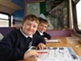 Wild About Scotland Bus - Beavers and Wildcats