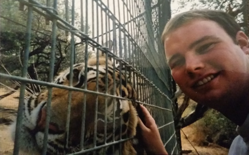 Cat conservation blog