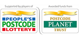 People's Postcode Lottery Postcode Planet Trust